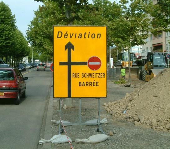 msr_multi_services_routiers_deviation_barrée_rue_schweitzer_panneaux_signalisation_temporaire_KD_bruche